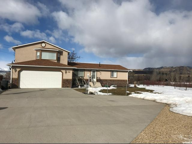Single Family for Sale at 3767 N 1130 W Spring Glen, Utah 84526 United States