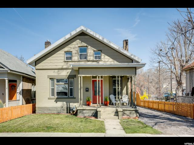 Home for sale at 535 E Lowell Ave, Salt Lake City, UT  84102. Listed at 390000 with 3 bedrooms, 2 bathrooms and 1,821 total square feet
