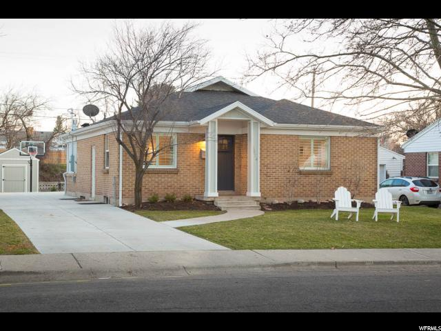 Home for sale at 1524 E 3150 South, Salt Lake City, UT  84106. Listed at 599900 with 4 bedrooms, 3 bathrooms and 3,032 total square feet
