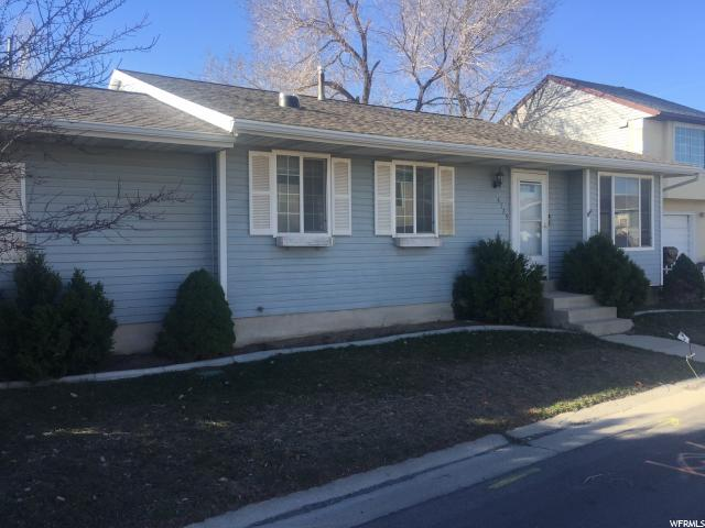 Single Family for Sale at 4725 W WEDGECLIFFE Drive West Valley City, Utah 84120 United States