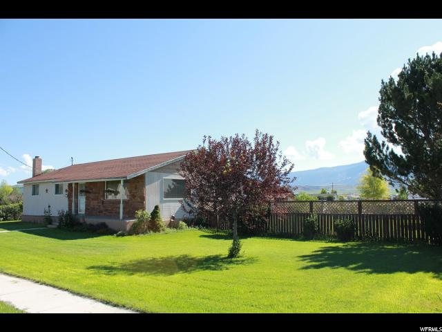 Single Family for Sale at 78 N MAIN 78 N MAIN Loa, Utah 84747 United States