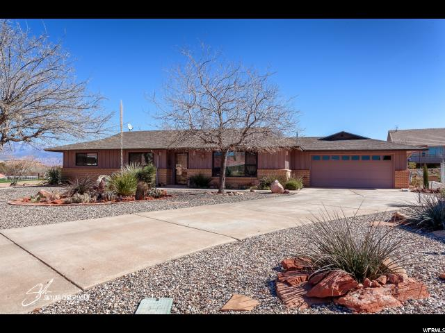 MLS #1436775 for sale - listed by Bob Richards, Keller Williams Realty St George (Success)