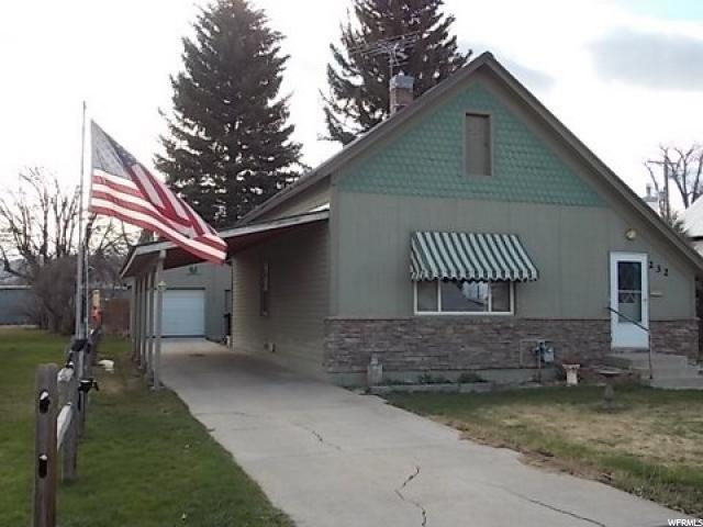 232 N 9TH ST E, Montpelier, ID 83254