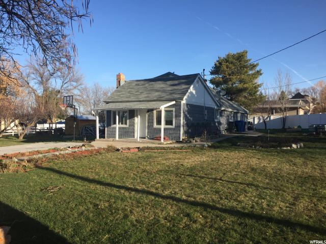 Single Family for Sale at 91 E 300 S Millville, Utah 84326 United States