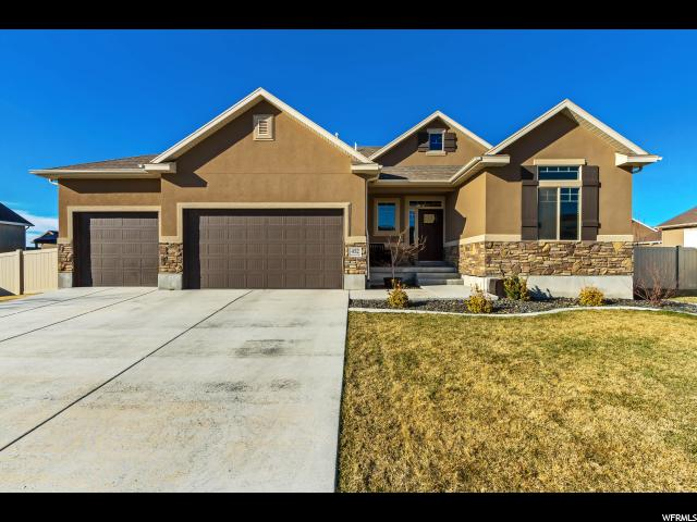 Single Family for Sale at 452 W SUNNY RISE Lane Stansbury Park, Utah 84074 United States