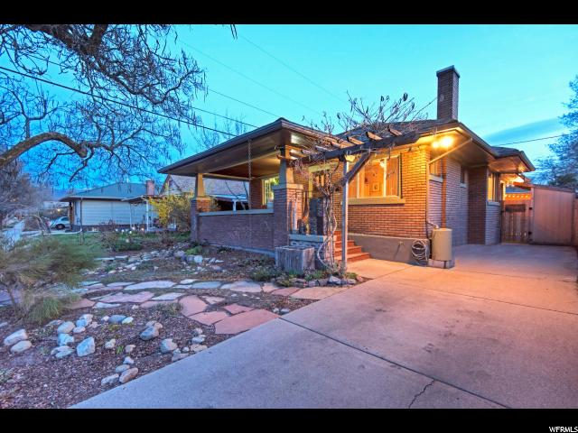 Home for sale at 516 E Ramona Ave, Salt Lake City, UT  84105. Listed at 375000 with 3 bedrooms, 1 bathrooms and 1,707 total square feet