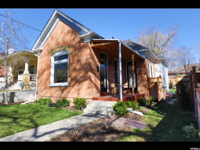 Home for sale at 122 N M, Salt Lake City, UT 84103. Listed at 294900 with 2 bedrooms, 1 bathrooms and 1,050 total square feet