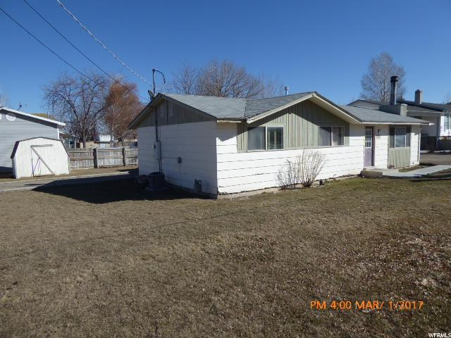 Single Family for Sale at 290 N 400 W Orangeville, Utah 84537 United States