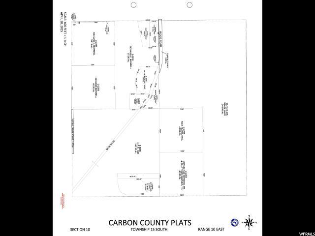 Terrain pour l Vente à Address Not Available Price, Utah 84501 États-Unis