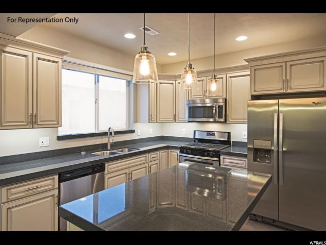 Townhouse for Rent at 13418 S SILVER ROCK Lane 13418 S SILVER ROCK Lane Unit: 36 Draper, Utah 84020 United States