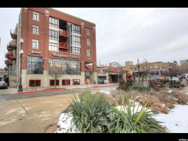 Condominium for Rent at 336 W 300 S 336 W 300 S Unit: 408 Salt Lake City, Utah 84101 United States