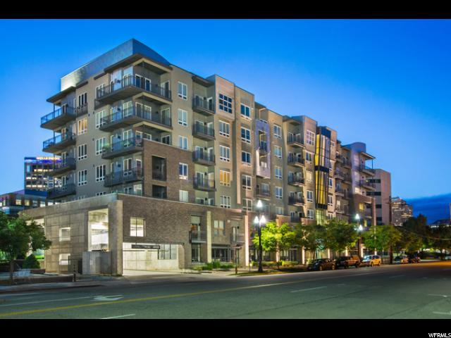 Home for sale at 350 S 200 East #722, Salt Lake City, UT  84111. Listed at 689900 with 2 bedrooms, 2 bathrooms and 1,391 total square feet