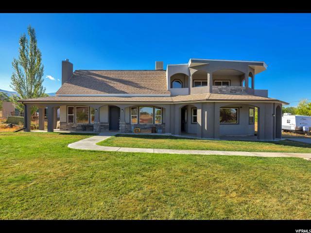 单亲家庭 为 销售 在 260 E CENTER Spring City, 犹他州 84662 美国