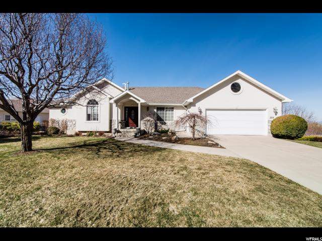 Single Family for Sale at 225 BUGLE WAY Providence, Utah 84332 United States