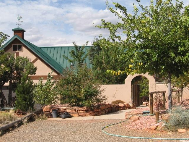 Single Family for Sale at 2550 E HWY 89 Kanab, Utah 84741 United States