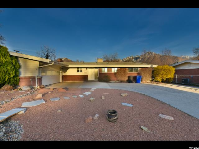 Home for sale at 3779 S 2000 East, Millcreek, UT 84109. Listed at 385000 with 5 bedrooms, 3 bathrooms and 2,584 total square feet