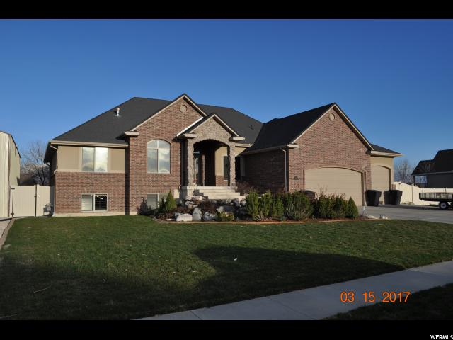 Single Family for Sale at 2684 N 3375 W Plain City, Utah 84404 United States