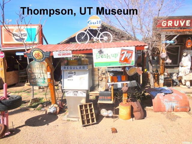 Terrain pour l Vente à 22 E HARRIS Avenue Thompson, Utah 84540 États-Unis