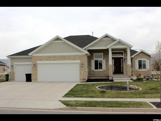 Single Family for Sale at 1259 KENTUCKY DERBY WAY Kaysville, Utah 84037 United States