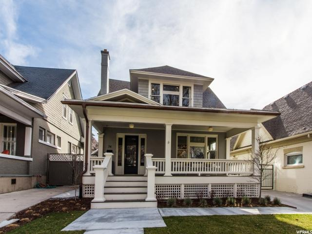 Home for sale at 74 N N St, Salt Lake City, UT 84103. Listed at 899900 with 3 bedrooms, 3 bathrooms and 3,571 total square feet