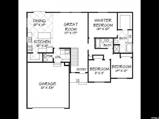 Additional photo for property listing at 9685 N OX BRIDGE Street 9685 N OX BRIDGE Street Unit: 204 Eagle Mountain, 犹他州 84005 美国
