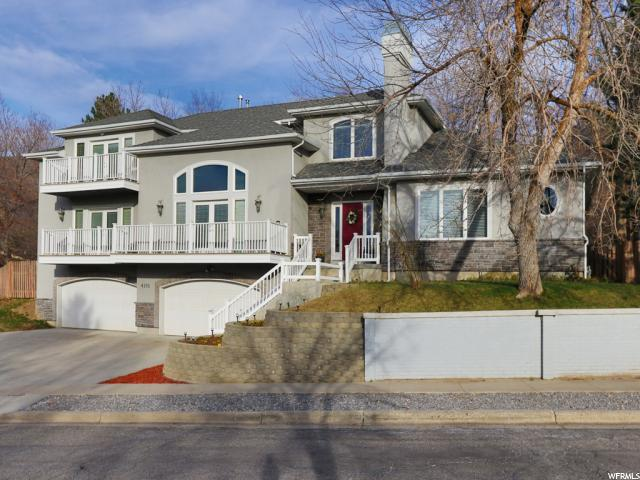 Home for sale at 4315 S Mulholland St, Salt Lake City, UT  84124. Listed at 675000 with 5 bedrooms, 6 bathrooms and 5,467 total square feet