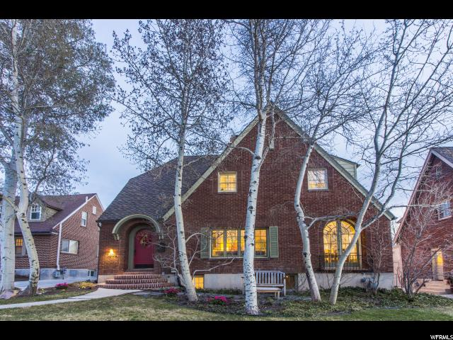 Home for sale at 1646 E Yale Ave, Salt Lake City, UT  84105. Listed at 695000 with 4 bedrooms, 3 bathrooms and 2,748 total square feet