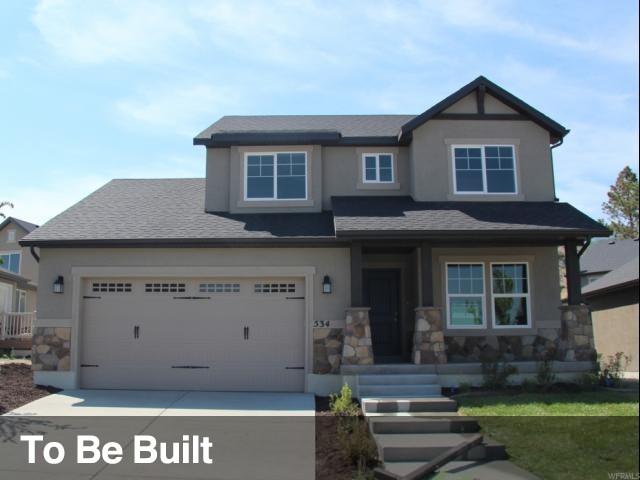 单亲家庭 为 销售 在 383 S 170 W 383 S 170 W Unit: 16A American Fork, 犹他州 84003 美国