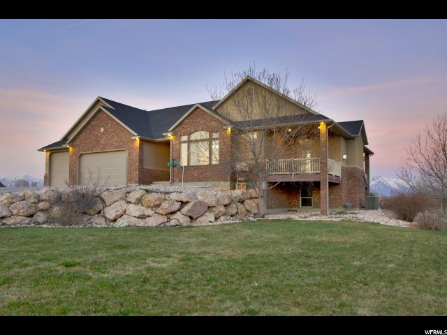 Single Family for Sale at 2618 N 6000 W Hooper, Utah 84315 United States