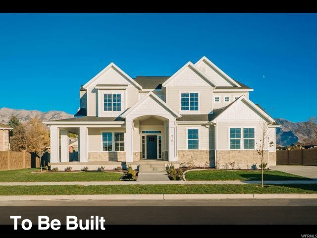 Single Family for Sale at 563 E OXFORD HOLLOW Court Murray, Utah 84107 United States