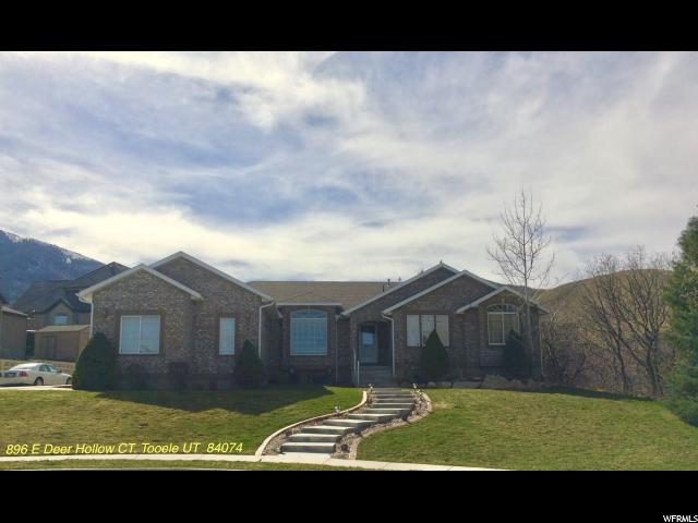 896 S DEER HOLLOW CT, Tooele UT 84074