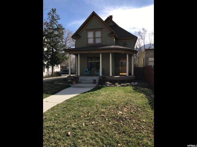 Single Family للـ Sale في 2468 S MADISON Avenue Ogden, Utah 84401 United States