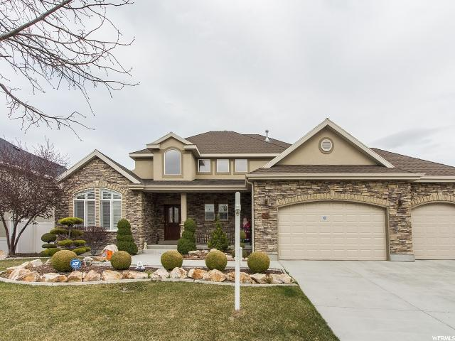 Single Family for Sale at 6293 S CISCO RIDGE Road Taylorsville, Utah 84129 United States