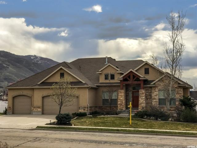Single Family for Sale at 1212 E BELLA VISTA Fruit Heights, Utah 84037 United States