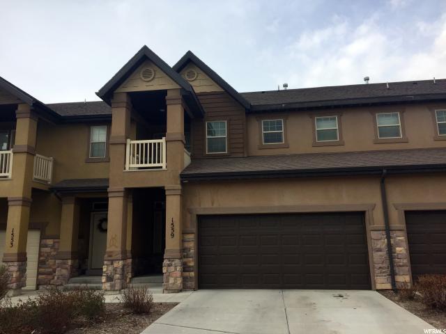 1559 N CATAGENA, Saratoga Springs UT 84045
