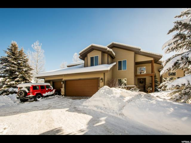 Single Family for Sale at 1876 S REMINGTON Park City, Utah 84098 United States