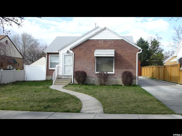 Home for sale at 1445 E Zenith Ave, Salt Lake City, UT  84106. Listed at 349000 with 3 bedrooms, 2 bathrooms and 1,864 total square feet
