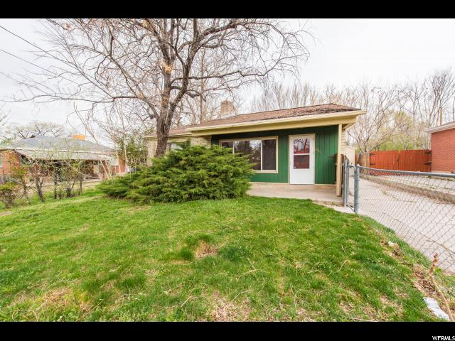 Home for sale at 2311 E 3000 South, Salt Lake City, UT  84109. Listed at 285000 with 2 bedrooms, 1 bathrooms and 1,848 total square feet