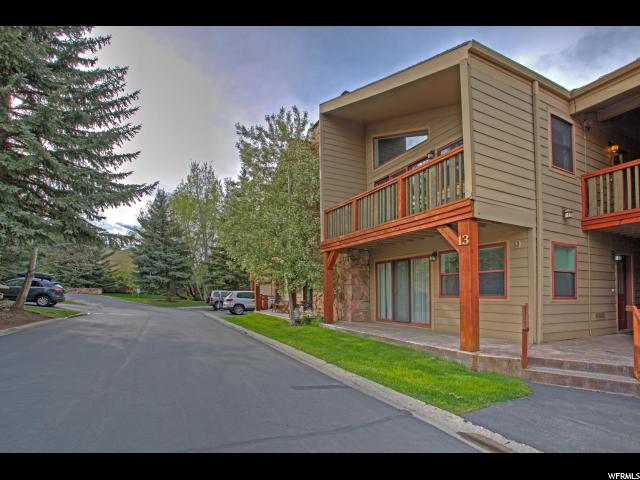 601 WINDRIFT LN Unit 13, Park City UT 84060