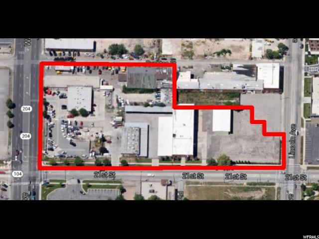 Commercial for Sale at 03-008-0019, 2080 S WALL Avenue Ogden, Utah 84401 United States