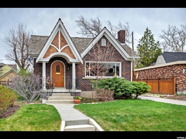Home for sale at 1677 E Harvard Ave, Salt Lake City, UT  84105. Listed at 499000 with 3 bedrooms, 2 bathrooms and 1,911 total square feet