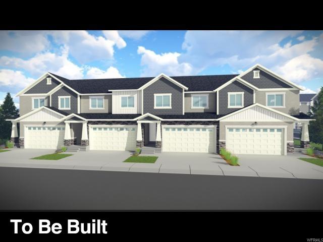 Maison accolée pour l Vente à 14544 S JUNIPER SHADE Drive 14544 S JUNIPER SHADE Drive Unit: 230 Herriman, Utah 84096 États-Unis