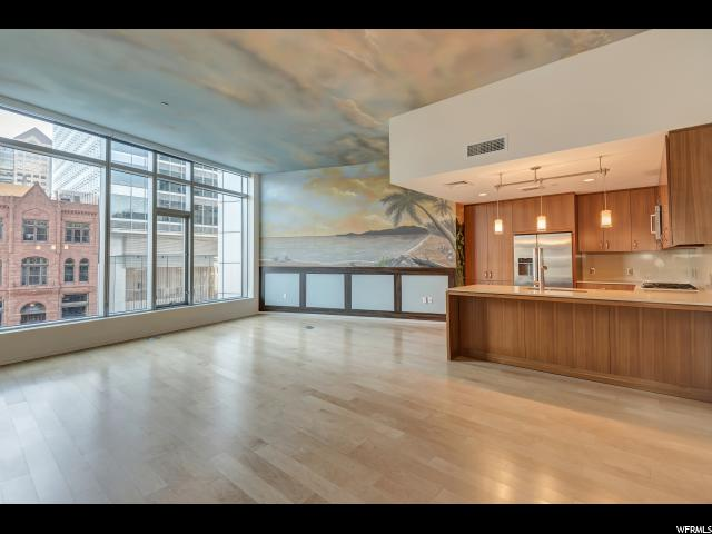 Home for sale at 35 E 100 South #207, Salt Lake City, UT  84111. Listed at 459000 with  bedrooms, 1 bathrooms and 1,310 total square feet