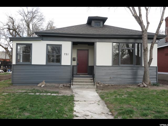 Home for sale at 721 S 500 East, Salt Lake City, UT  84102. Listed at 325000 with 3 bedrooms, 3 bathrooms and 2,594 total square feet