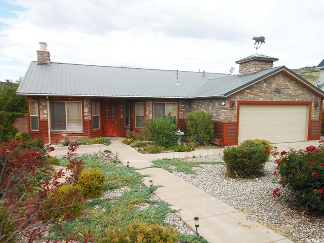 Single Family for Sale at 317 N PINION Circle Central, Utah 84722 United States