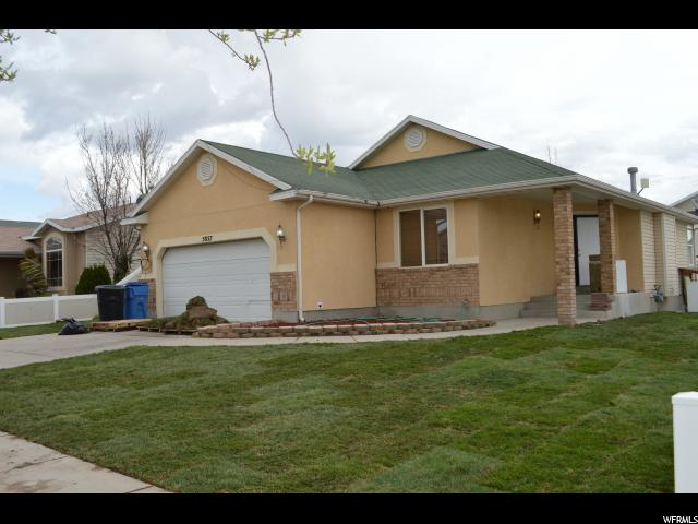 Single Family for Sale at 5857 S STONE FLOWER WAY Kearns, Utah 84118 United States