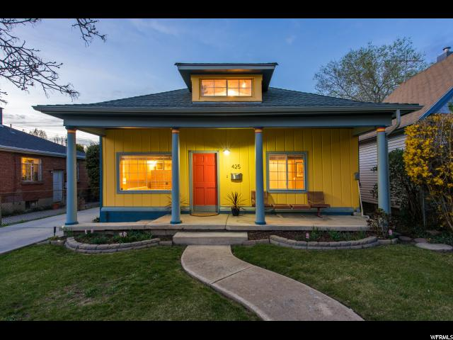Home for sale at 425 E Bryan Ave, Salt Lake City, UT 84115. Listed at 349900 with 3 bedrooms, 1 bathrooms and 1,496 total square feet