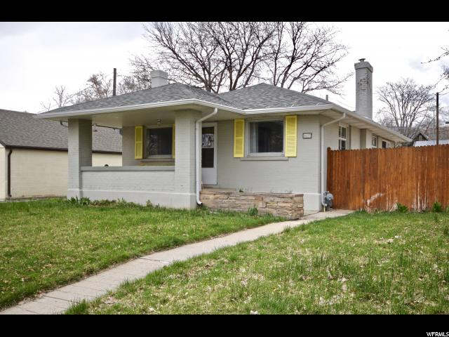 2627 S CHADWICK ST, Salt Lake City UT 84106