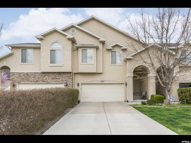1363 E OLD MAPLE CT, Salt Lake City UT 84117