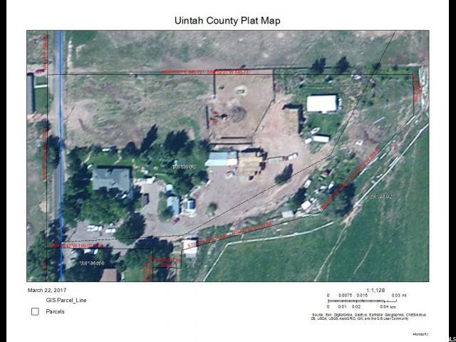 Unifamiliar por un Venta en 9366 N 9000 E Tridell, Utah 84076 Estados Unidos